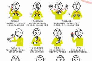 手話を学ぼう!